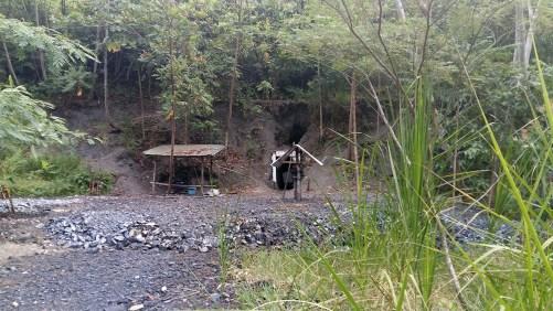 Lokalni rudnik u Muzu