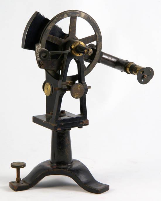 Pulfrich refractometer Max Wolz Bonn