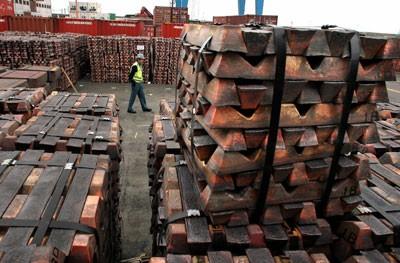 El consumo de cobre ha crecido en 300 mil toneladas según Codelco