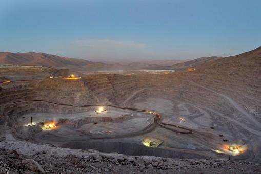 Mina Lomas bayas tendría un valor de US$1.505 millones en el mercado