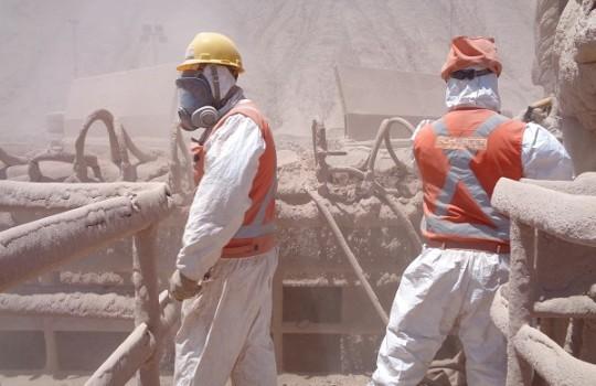 Productividad laboral de la minería del cobre creció 130%