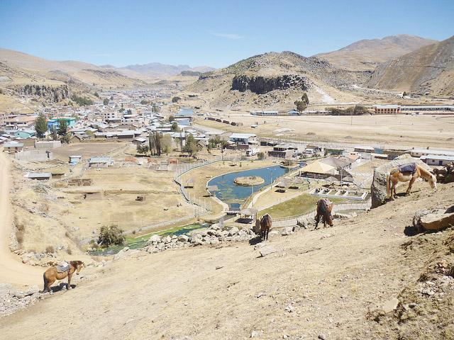 Megaproyecto de Las Bambas impulsará fuerte crecimiento de cobre en Perú