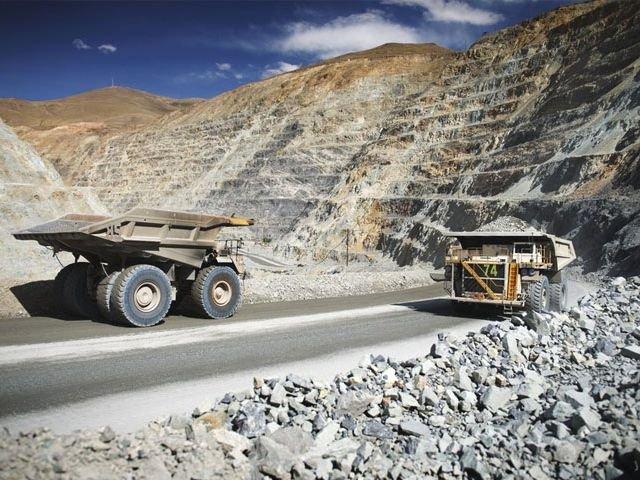 Antofagasta Minerals asumió control de operaciones en Minera Zaldívar