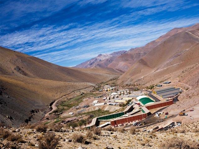 Caserones negocia para exportar desde la Región de Atacama