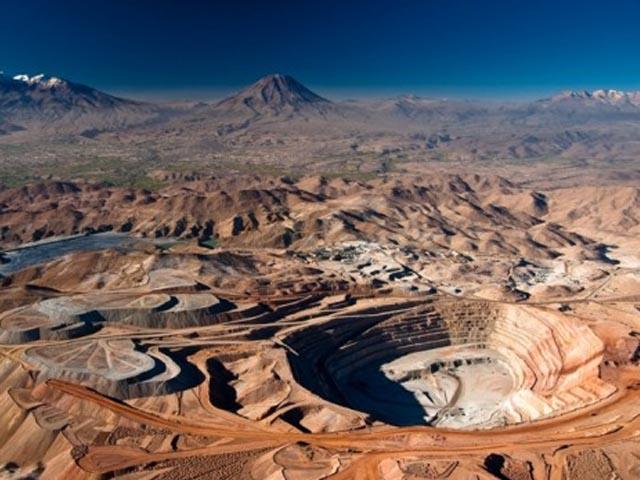 Freeport McMoRan registró ventas por 1,85 millón de ton de cobre en 2015
