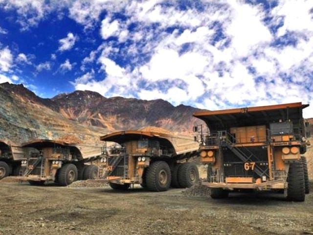 Tres de cinco mayores minas de cobre serán peruanas