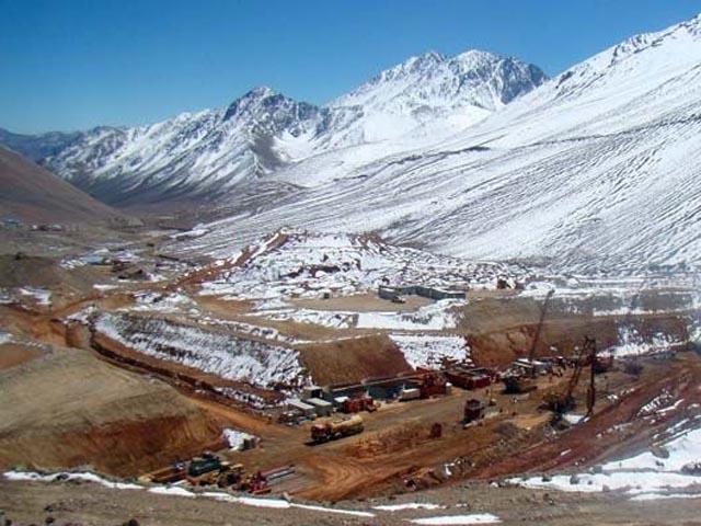 Pascua Lama: SMA concreta peritaje para ver estado de instalaciones