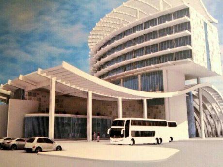 Avanza moderno terminal rodoviario de Calama