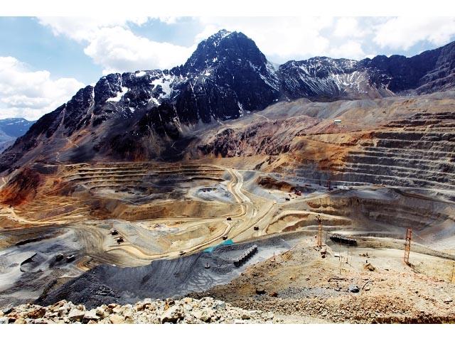 Codelco informa incidente ambiental por temporales y sumario en División Andina