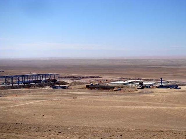 Fondo de LarrainVial está por tomar control de minera Pampa Camarones