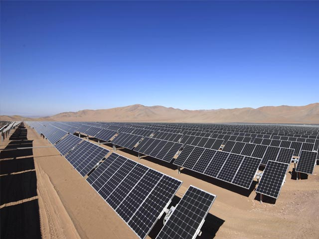 CAP revisa contratos con complicada SunEdison por operación de parque solar