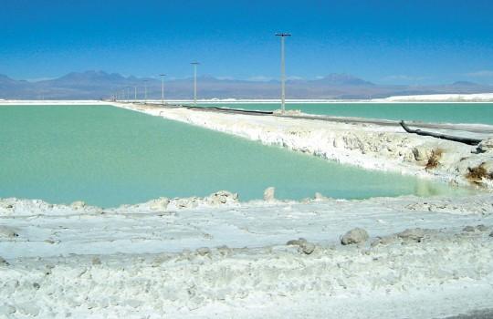 Chile busca sacar provecho del esperado boom del litio