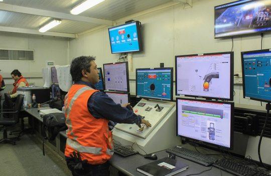 Chuquicamata inauguró quinto convertidor que captura el 97% de los gases emitidos