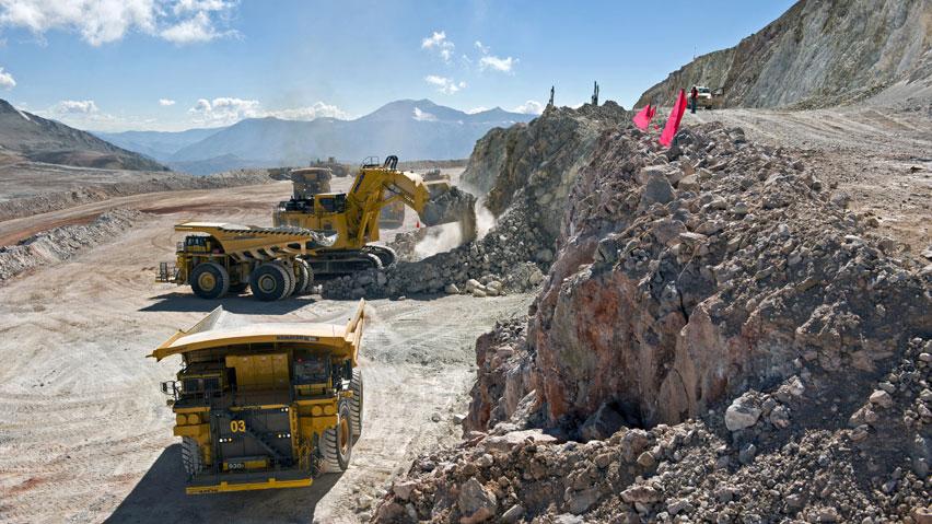 La industria minera debe buscar otras soluciones en su consumo de agua