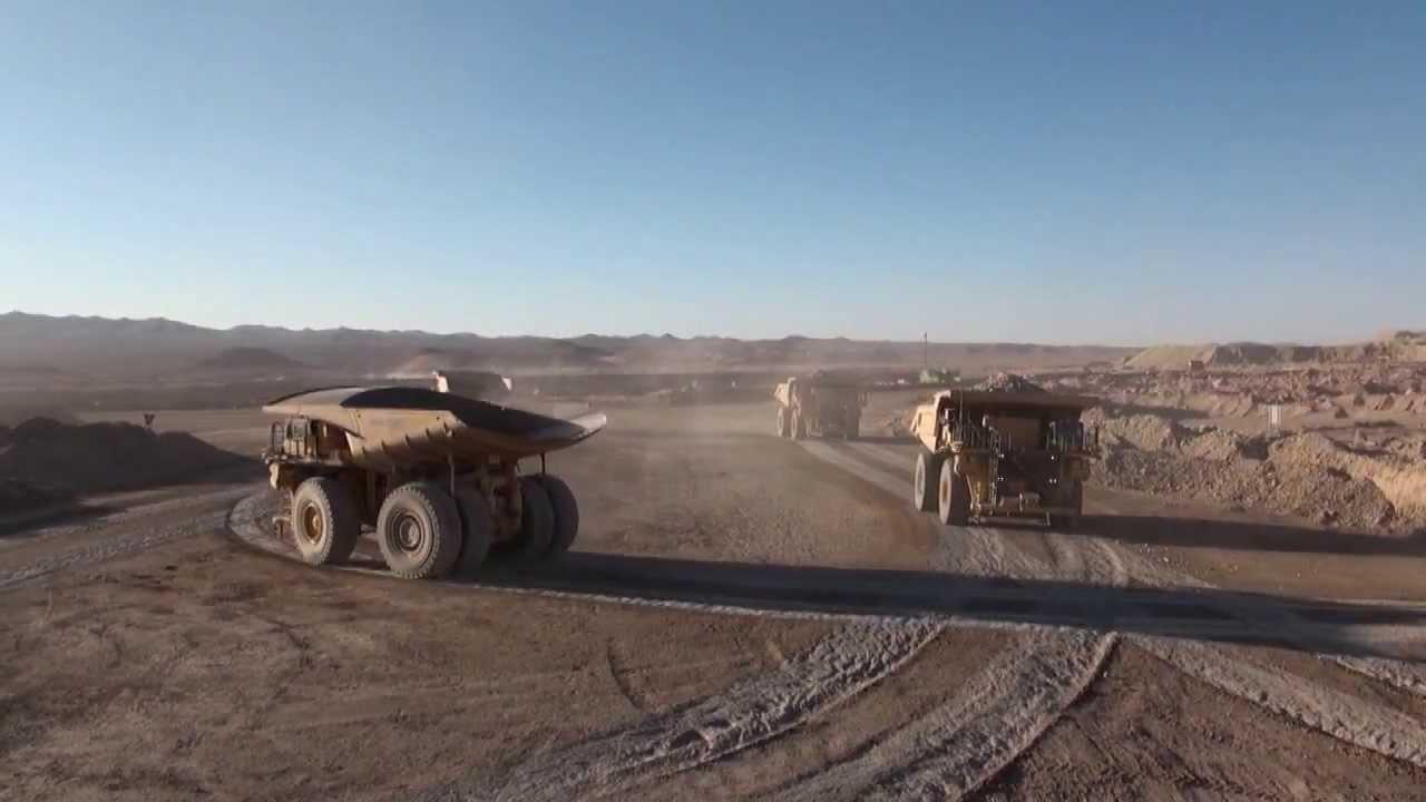 Gabriela Mistral aumentó las horas efectivas de uso de camiones de extracción