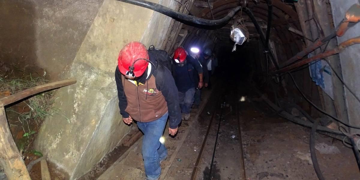 Por esta razón, paralizaron operaciones para rescatar a mineros en Chile Chico