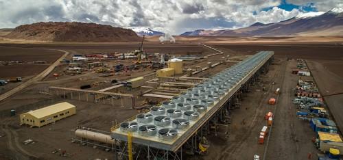 Enel Green Power y Enap abren primera planta de geotermia en Sudamérica