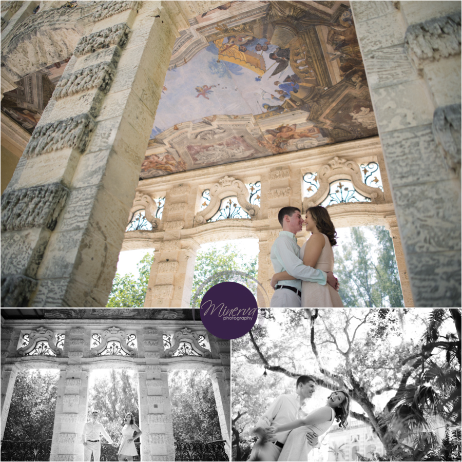 Felicia Mitch Are Engaged Vizcaya Museum And Gardens