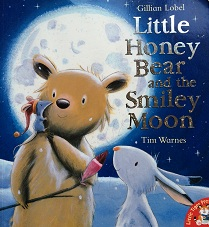Little Honey Bear and the Smiley Moon1