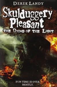 Skullduggery pleasant