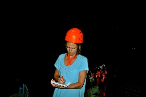 Brazil cave writing