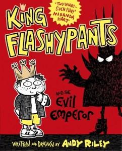 King Flashypants