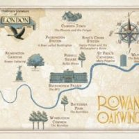 Rowan Oakwing and Children's Literature in London: a guest post by EJ Clarke