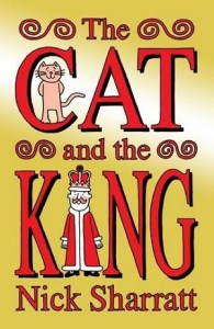cat and king