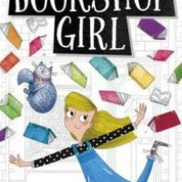The Bookshop Girl by Sylvia Bishop, illustrated by Ashley King