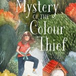 The Mystery of the Colour Thief Cover Reveal