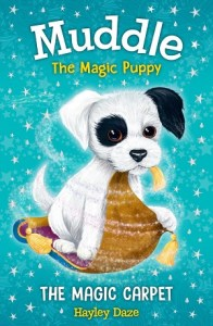 muddle the magical puppy