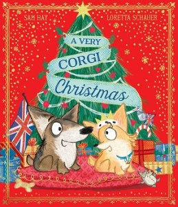 very corgi christmas