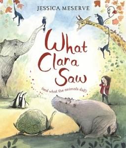 what clara saw