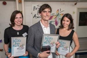 BBA 2018 winners