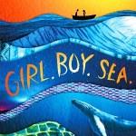 Girl. Boy. Sea. by Chris Vick