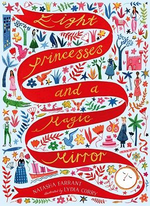 eight princesses