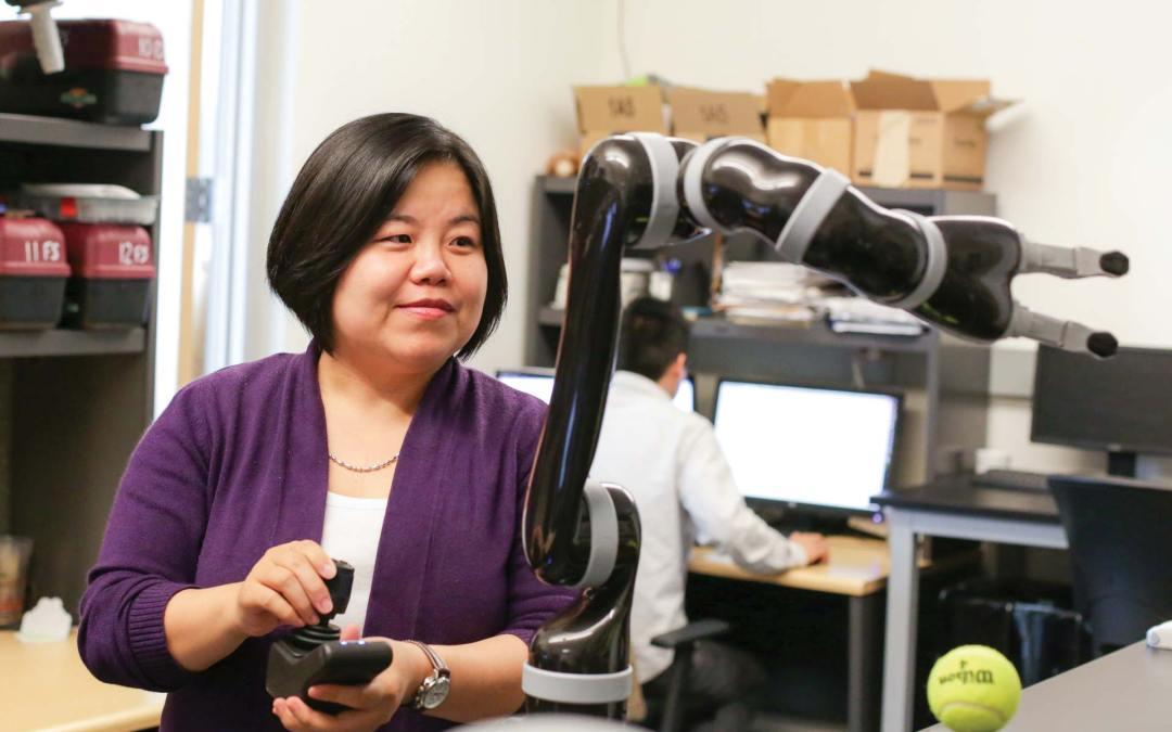 NSF CAREER: Improving collaboration between humans and robots