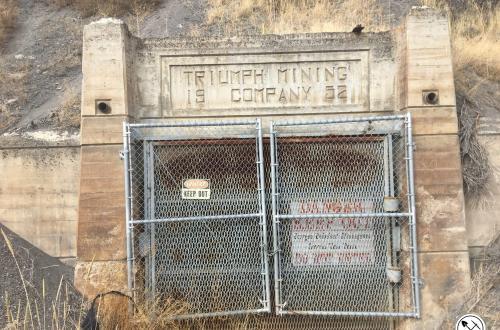 Triumph Silver Mine – Triumph, ID