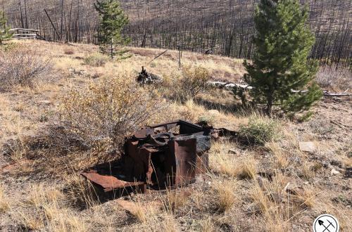 Aztec Mine – Custer County, Idaho