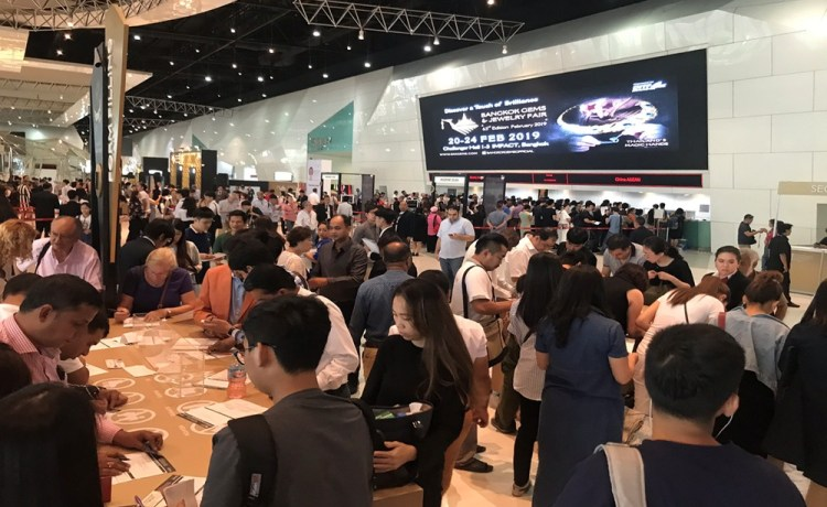 63rd Bangkok Gems & Jewelry Fair Conclude Successfully