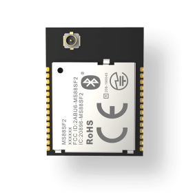 Bluetooth 5.0 low energy module