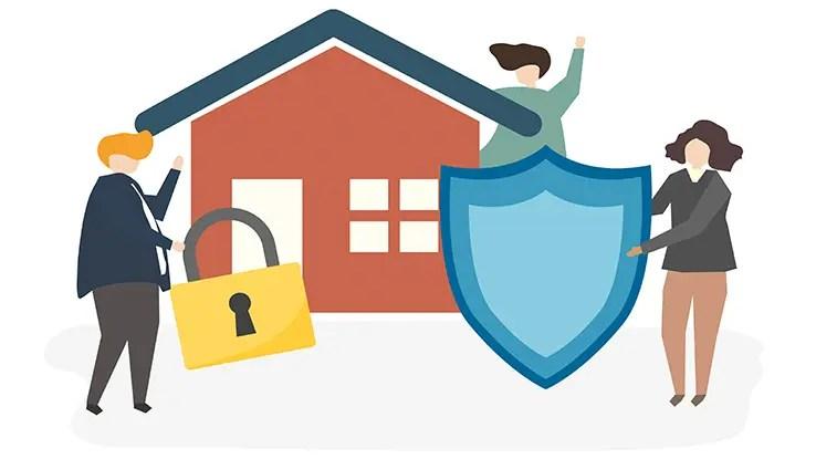 door sensor to guard indoor safety