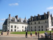 Chateau Amboise an der Loire