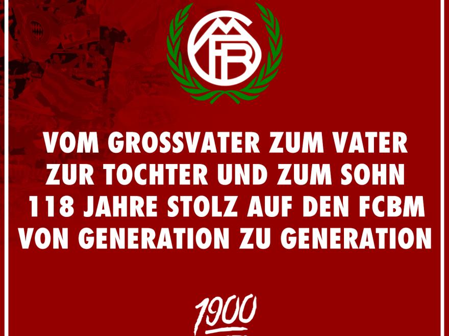 118 Jahre FCB