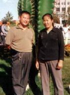 孙继宏、袁和珍夫妇生前照片