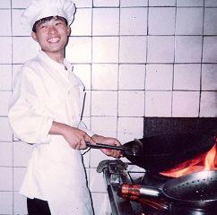 沈阳的厨师徐大为被迫害前
