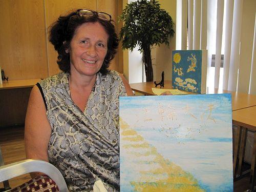 '图4:比利时女士安·图尔玲兹(Ann