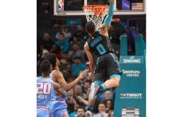 Miles Bridges Planning On Being In NBA Dunk Contest During All-Star Weekend