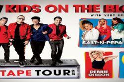 New Kids On The Block: The Mixtape Tour