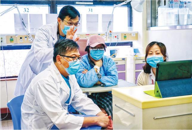 產後半月與兒視像團聚 中風婦添復康鬥志 - 明報加西版(溫哥華) - Ming Pao Canada Vancouver Chinese Newspaper